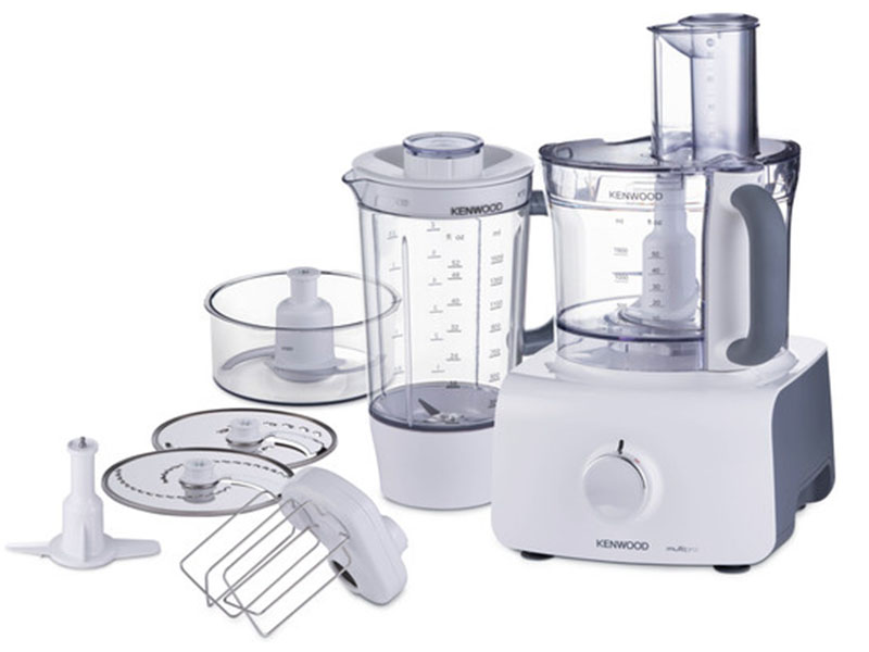 Kenwood Multipro Food Processor - Recensione e opinioni di Robot da ...