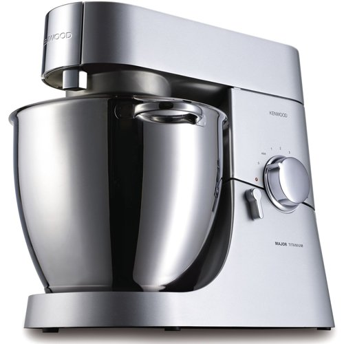 Kenwood chef major titanium kmm063 recensione e opinioni for Robot kenwood cooking chef major