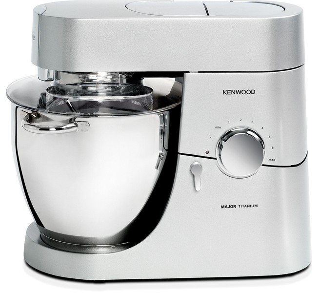 Kenwood chef major titanium kmm060 recensione e opinioni for Cuisson vapeur kenwood cooking chef
